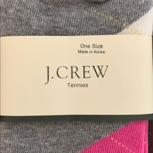 J. Crew Accessories - J. Crew socks womens